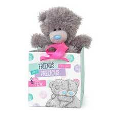 "5"" Me to You Bear In Precious Friends Gift Bag"