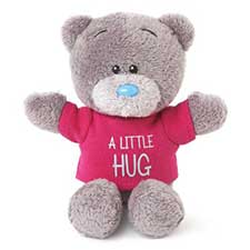 "4"" A Little Hug T-Shirt Me to You Bear"