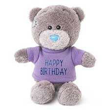 "4"" Happy Birthday T-Shirt Me to You Bear"