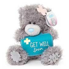 "5"" Get Well Soon Me to You Bear"