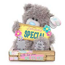 "7"" Someone Special Plaque Me to You Bear"