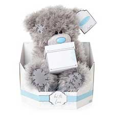 "9"" Friendship Box Me to You Bear"