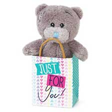 "3"" Me to You Bear In Just For You Gift Bag"