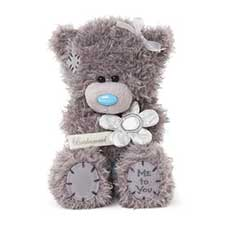 "7"" Bridesmaid Me to You Wedding Bear"