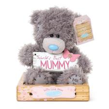 "7"" Mummy Plaque Me to You Bear"