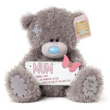"10"" Mum Plaque Me to You Bear"