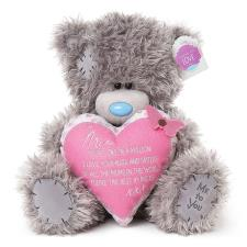 "12"" Mum Heart Verse Me to You Bear"