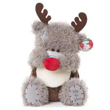 "10"" Dressed As Reindeer Me to You Bear"