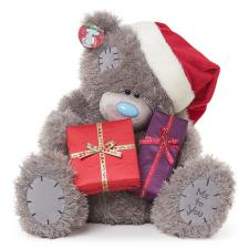 "24"" Santa Hat and Presents Me to You Bear"