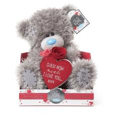 "9"" Guess How Much I Love You Me to You Bear"