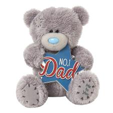 "4"" No.1 Dad Me to You Bear"