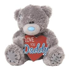 "4"" Love You Daddy Me to You Bear"