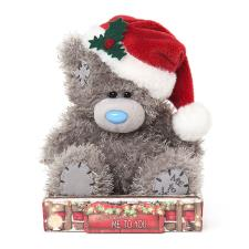 "7"" Santa Hat Me To You Bear"