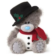 "10"" Dressed as Snowman Me To You Bear"