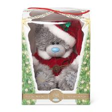 "9"" Dressed As Santa Boxed Me To You Bear"
