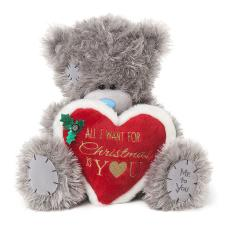 "12"" All I Want For Christmas Is You Me To You Bear"