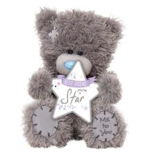 "5"" Best Friend Star Me To You Bear"
