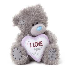 "5"" I Love You Heart Me To You Bear"