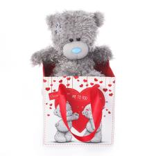 "5"" With Love Me to You Bear In Bag"