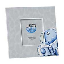 Toots the Elephant My Blue Nose Friends Me to You Bear Photo Frame