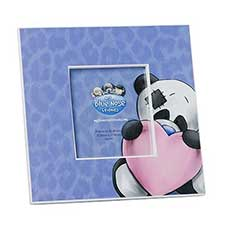 Binky the Panda My Blue Nose Friends Me to You Bear Photo Frame