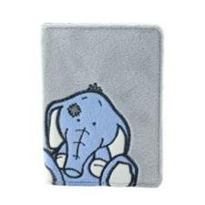 Toots the Elephant My Blue Nose Friends Me to You Bear Passport Holder