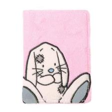 Blossom the Rabbit My Blue Nose Friends Me to You Bear Passport Holder