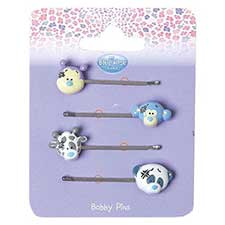 My Blue Nose Friends Me to You Bear Bobby Pins
