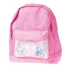 Pink My Blue Nose Friends Rucksack