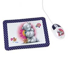Sketchbook Mouse and Mouse Mat Me to You Bear Gift Set