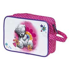 Sketchbook Me to You Bear Toiletries Bag