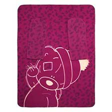 Me to You Bear Large Sketchbook Sleeved Blanket