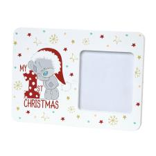 My 1st Christmas Tiny Tatty Teddy Photo Frame