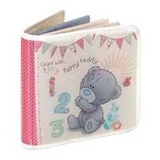 Tiny Tatty Teddy Me to You Bear Baby Cloth Book
