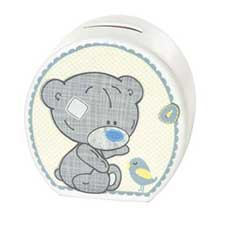 Tiny Tatty Teddy Me to You Bear Baby Money Box