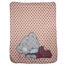 Tiny Tatty Teddy Me to You Bear Blanket