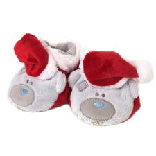 Boxed Tiny Tatty Teddy  Christmas Baby Booties