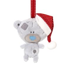 Babys 1st Christmas Tiny Tatty Teddy Tree Decoration