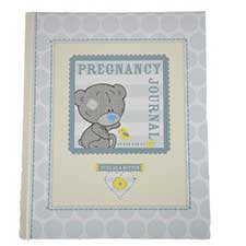 Tiny Tatty Teddy Cute As A Button Pregnancy Journal