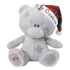 "9"" Tiny Tatty Teddy My 1st Christmas Me to You Bear"