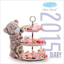 2015 3D Me to You Bear Photo Finish Diary