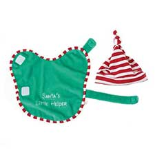 Tatty Puppy Santas Little Helper Christmas Elf Outfit