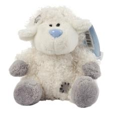 "4"" My Blue Nose Friend Cottonsocks the Lamb"