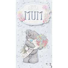 Best Mum Me to You Bear Mothers Day Card