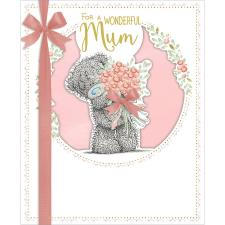 Wonderful Mum Handmade Me to You Bear Mothers Day Card