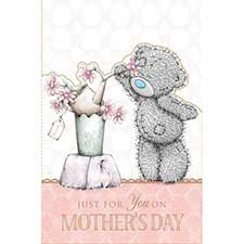 Just For You Me to You Bear Mothers Day Card