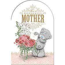 Wonderful Mother Me to You Bear Mothers Day Card