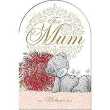 For Mum Me to You Bear Mothers Day Card