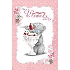 Mummy From Little Boy Me to You Bear Mothers Day Card