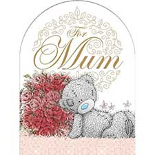Mum Large Me to You Bear Mothers Day Card